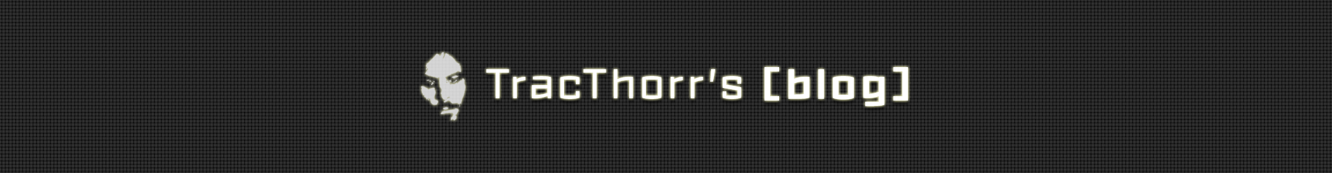 TracThorr's [blog]